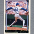 1992 Topps Baseball Gold Winners #717 Ken Dayley - Toronto Blue Jays
