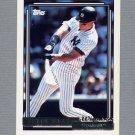 1992 Topps Baseball Gold Winners #710 Kevin Maas - New York Yankees