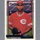 1992 Topps Baseball Gold Winners #674 Mo Sanford - Cincinnati Reds