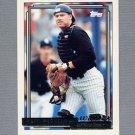 1992 Topps Baseball Gold Winners #615 Matt Merullo - Chicago White Sox
