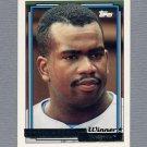 1992 Topps Baseball Gold Winners #604 Chris Gwynn - Los Angeles Dodgers