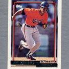 1992 Topps Baseball Gold Winners #603 Luis Mercedes - Baltimore Orioles
