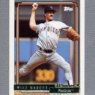 1992 Topps Baseball Gold Winners #438 Mike Maddux - San Diego Padres