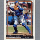 1992 Topps Baseball Gold Winners #056 Charlie O'Brien - New York Mets