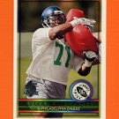 1996 Topps Football #438 Jermane Mayberry RC - Philadelphia Eagles