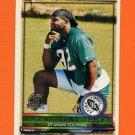 1996 Topps Football #418 Daryl Gardener RC - Miami Dolphins
