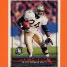 1996 Topps Football #412 Mario Bates - New Orleans Saints