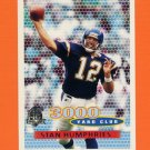 1996 Topps Football #382 Stan Humphries TYC - San Diego Chargers