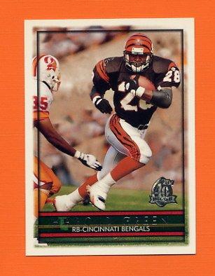1996 Topps Football #334 Harold Green - Cincinnati Bengals