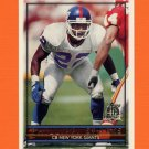 1996 Topps Football #305 Phillippi Sparks - New York Giants