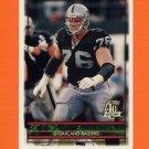 1996 Topps Football #301 Steve Wisniewski - Oakland Raiders