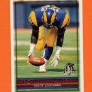 1996 Topps Football #284 Roman Phifer - St. Louis Rams