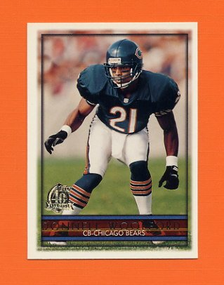 1996 Topps Football #279 Donnell Woolford - Chicago Bears