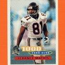 1996 Topps Football #259 Terance Mathis TYC - Atlanta Falcons