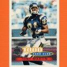 1996 Topps Football #252 Tony Martin TYC - San Diego Chargers