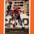 1996 Topps Football #235 Tamarick Vanover - Kansas City Chiefs