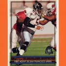 1996 Topps Football #234 Chris Doleman - San Francisco 49ers