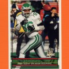 1996 Topps Football #204 Fred Barnett - Miami Dolphins