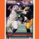 1996 Topps Football #199 Derrick Alexander - Minnesota Vikings