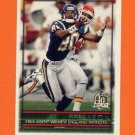 1996 Topps Football #152 Shawn Jefferson - New England Patriots