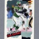 1996 Score Football #263 Hugh Douglas SE - New York Jets