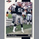 1996 Score Football #188 Pat Swilling - New Orleans Saints