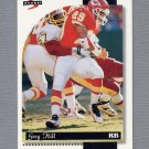 1996 Score Football #169 Greg Hill - Kansas City Chiefs
