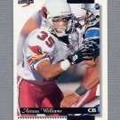 1996 Score Football #150 Aeneas Williams - Arizona Cardinals