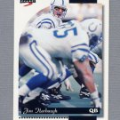 1996 Score Football #144 Jim Harbaugh - Indianapolis Colts