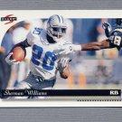 1996 Score Football #115 Sherman Williams - Dallas Cowboys