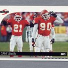 1996 Score Football #109 Neil Smith - Kansas City Chiefs