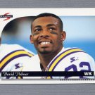 1996 Score Football #101 David Palmer - Minnesota Vikings