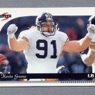 1996 Score Football #088 Kevin Greene - Pittsburgh Steelers