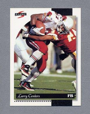 1996 Score Football #068 Larry Centers - Arizona Cardinals