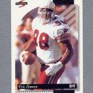 1996 Score Football #066 Eric Swann - Arizona Cardinals