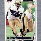 1996 Score Football #057 Mario Bates - New Orleans Saints