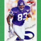 1995 Score Football #140 Andrew Jordan - Minnesota Vikings