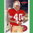 1995 Score Football #104 William Floyd - San Francisco 49ers