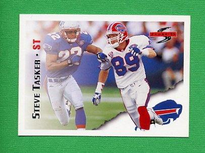 1995 Score Football #067 Steve Tasker - Buffalo Bills