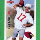1995 Score Football #059 Dave Krieg - Arizona Cardinals