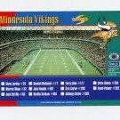 1994 Score Football #313 Los Angeles Raiders TC / Minnesota Vikings TC