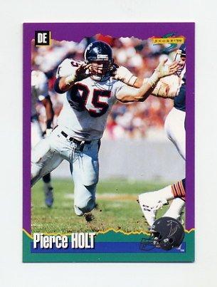 1994 Score Football #275 Pierce Holt - Atlanta Falcons