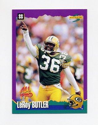 1994 Score Football #145 LeRoy Butler - Green Bay Packers