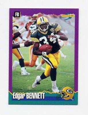 1994 Score Football #088 Edgar Bennett - Green Bay Packers