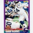 1994 Score Football #077 Randall McDaniel - Minnesota Vikings