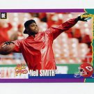 1994 Score Football #063 Neil Smith - Kansas City Chiefs