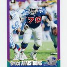 1994 Score Football #028 Bruce Armstrong - New England Patriots