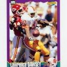 1994 Score Football #023 Lawrence Dawsey - Tampa Bay Buccaneers