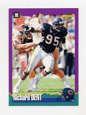 1994 Score Football #016 Richard Dent - Chicago Bears
