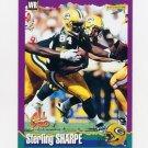 1994 Score Football #003 Sterling Sharpe - Green Bay Packers NM-M